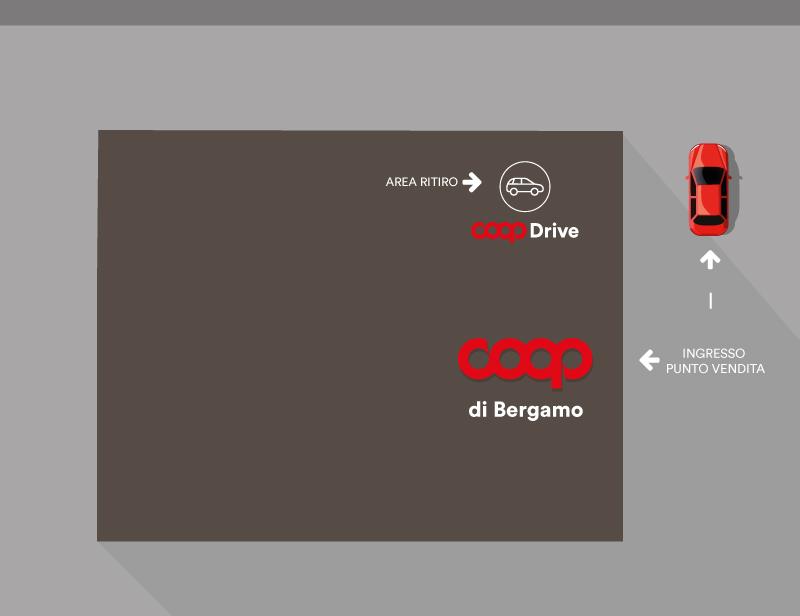piantina Bergamo
