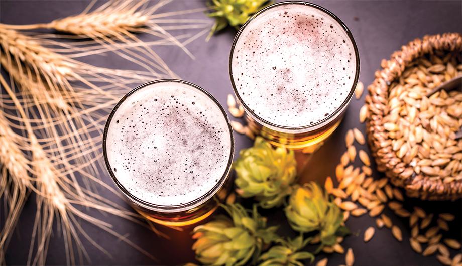 birra in cucina